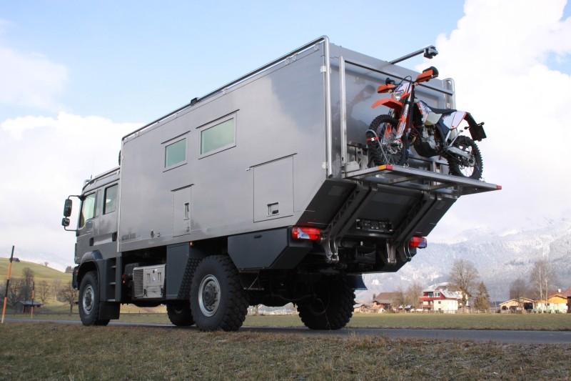 Grauemaus Nein High Tech Truck